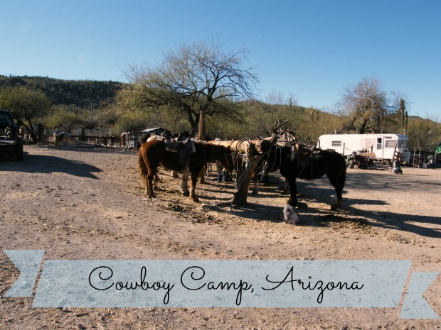 Cowboy Camp, Arizona