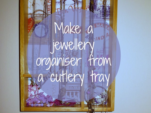 Jewellery Display Project Part Two Rachelbirchley