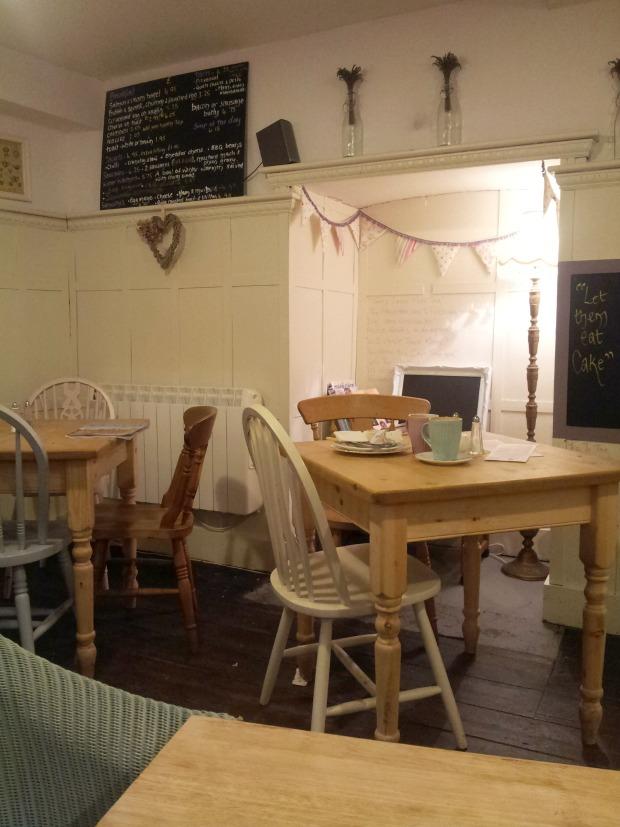Lavender Tea House Folkestone