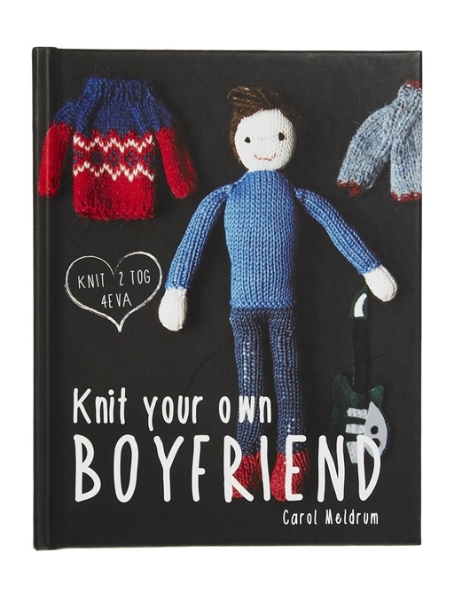 Knit your own boyfriend book from ASOS