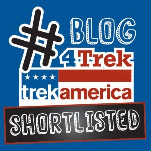 #Blog4Trek Shortlisted