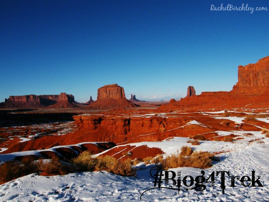 Monument Valley blog4trek post