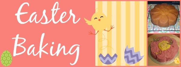 Easter baking on RachelBirchley.com