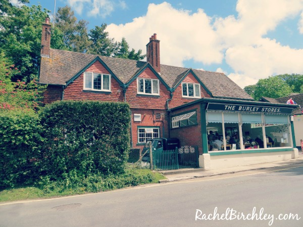 Burley Stores, New Forest