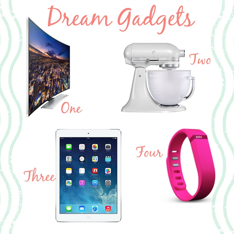 Dream Gadgets - Blog every day in May