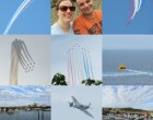 Folkestone Airshow collage