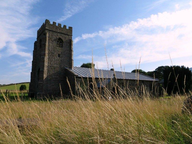 Horton church - Yorkshire Three Peaks