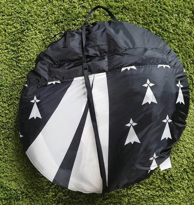 Quechua Easy 2 Breton bag pattern