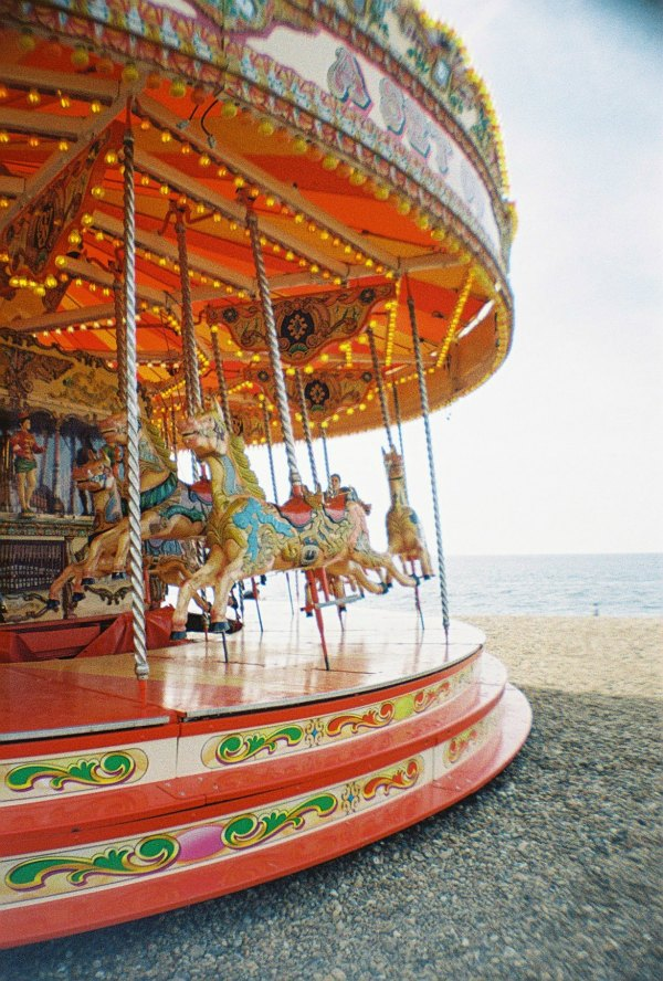 Carousel at Brighton beach