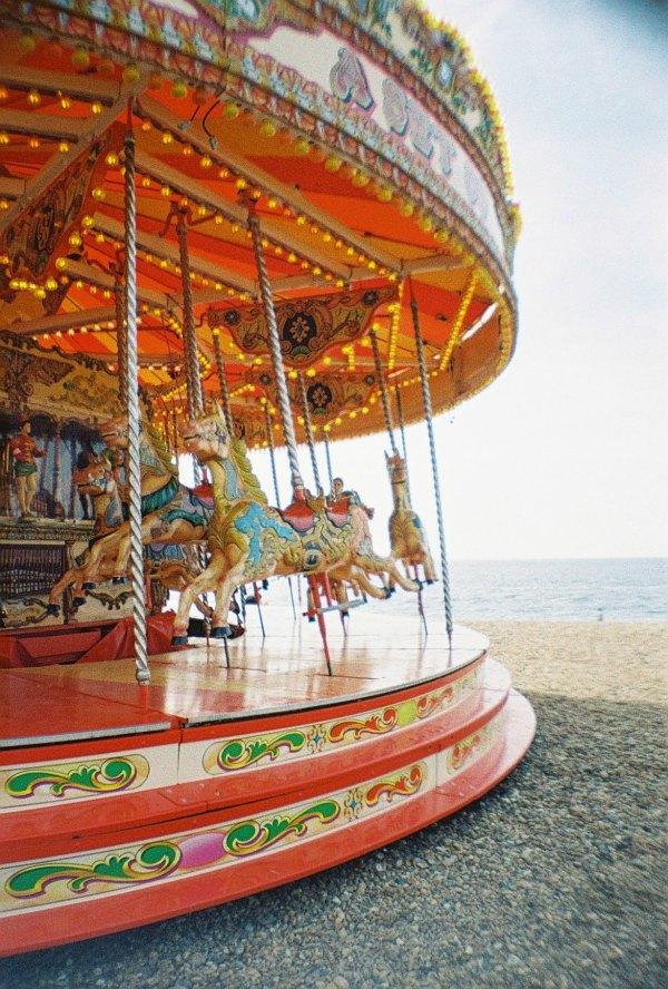 Carousel at Brighton beach