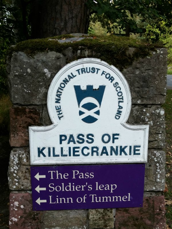 Pass of Killiecrankie