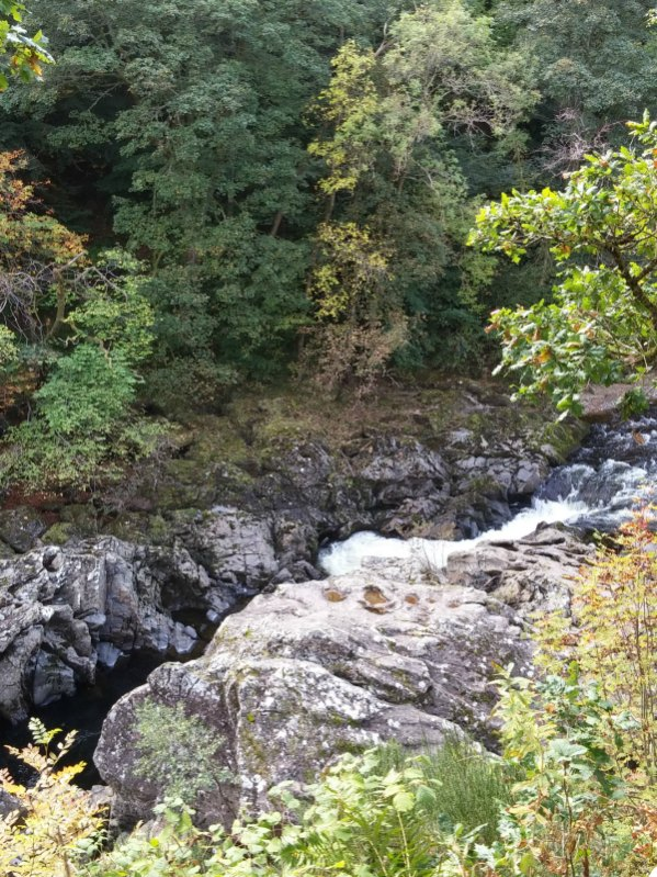 Soldier's Leap, Killiecrankie